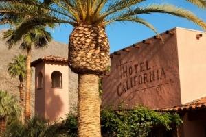 Hotel California Palm Springs