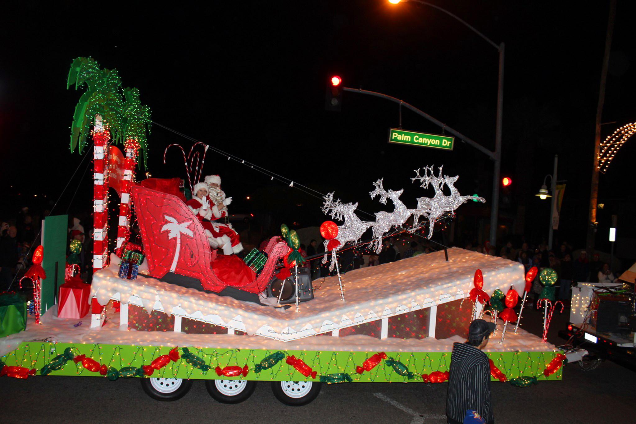 Palm Springs Festival of Light Parade