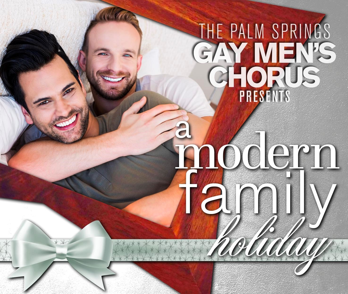 PS Gay Men's Chorus - Modern Family Holiday