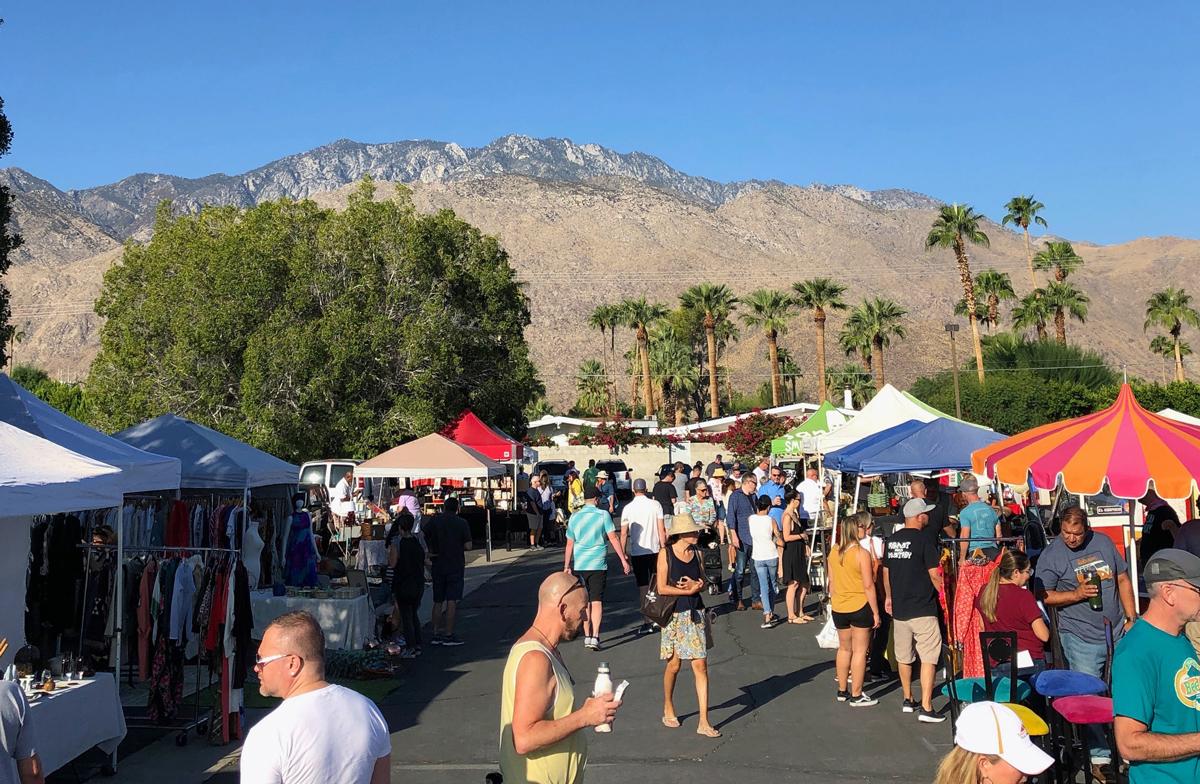 Palm Springs Vintage Market