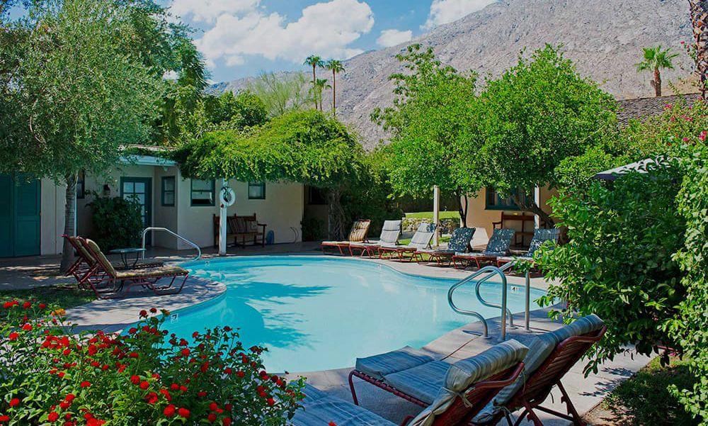 Casa Cody pool
