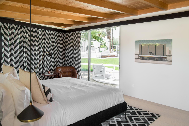 L'Horizon guest room - Jeff Mindell