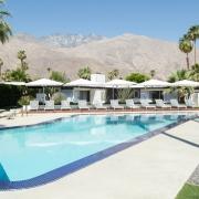 L'Horizon Pool and mountains - Jeff Mindell
