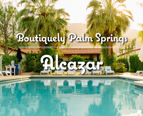 Boutiquely Palm Springs - Alcazar