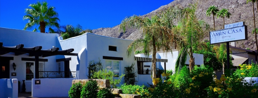 Amin Casa exterior