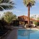 Sparrows Lodge pool