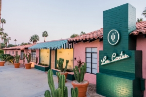 Les Cactus Palm Springs