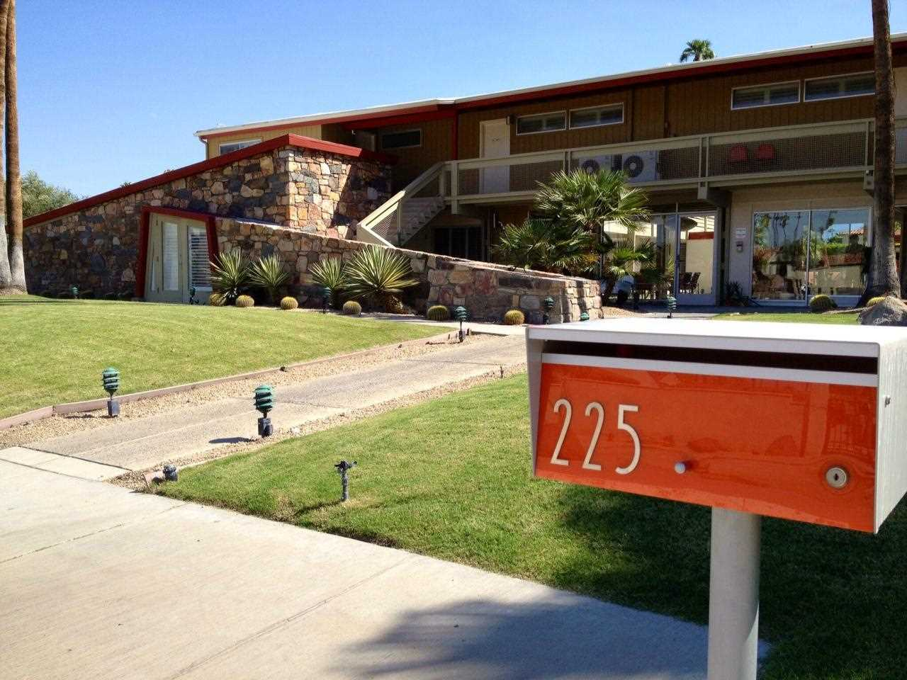 Del Marcos Hotel Palm Springs Preferred Small Hotels