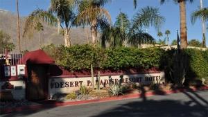 Desert Paradise Resort Hotel
